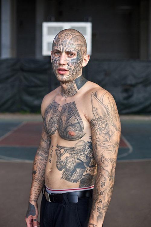 Amazing Full Body Tattoo for Men