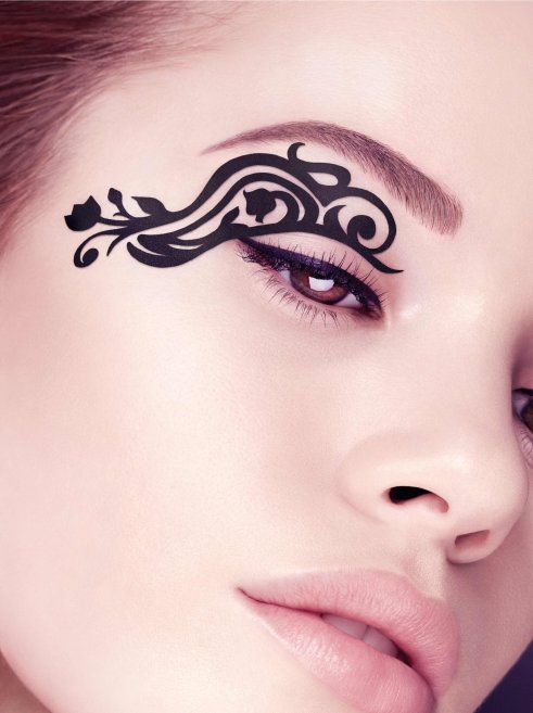 Beautiful Eye Tattoo Designs for women