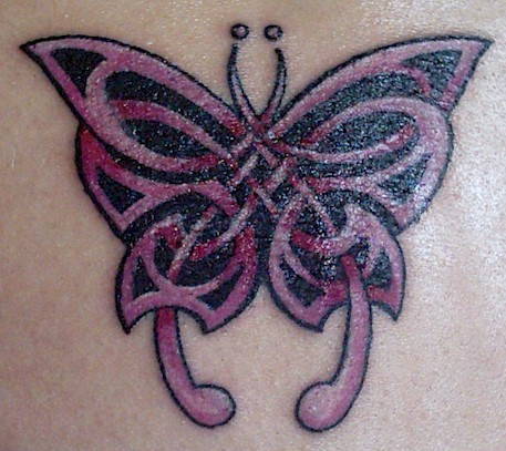 Butterfly Tattoo Designs for Boys5