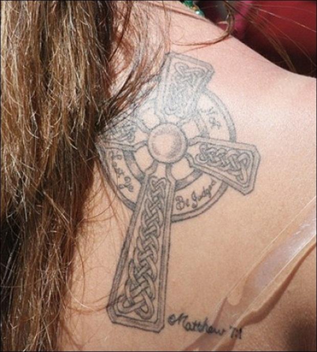 Cross Tattoo Designs (12)