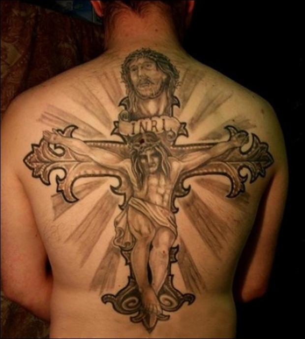 Cross Tattoo Designs (16)