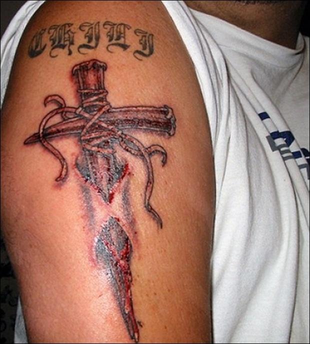 Cross Tattoo Designs (26)