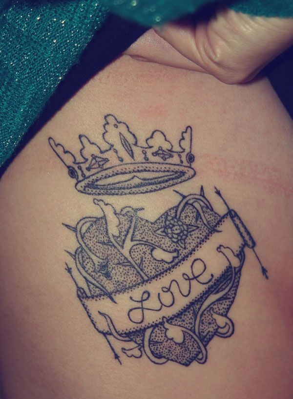 Heart Tattoo Designs (12)