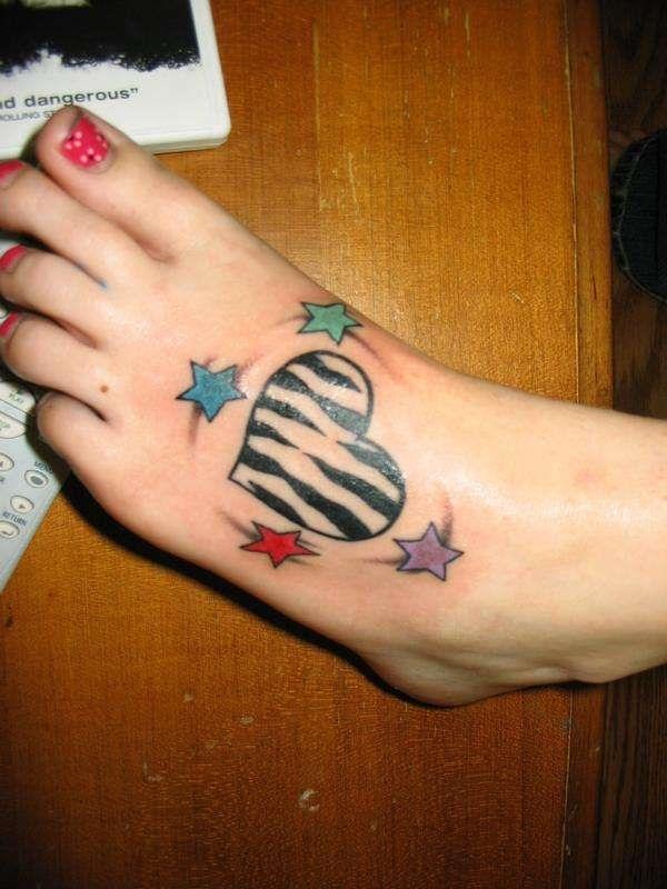 Heart Tattoo Designs (2)