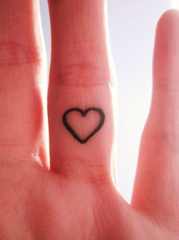 Heart Tattoo Designs (29)