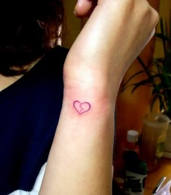 Heart Tattoo Designs (3)