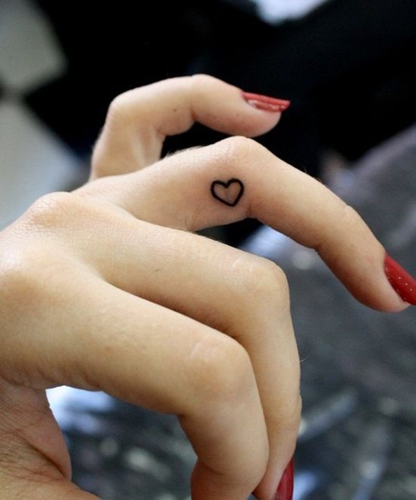 Heart Tattoo Designs (30)