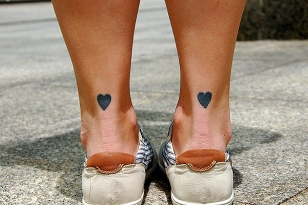 Heart Tattoo Designs (41)