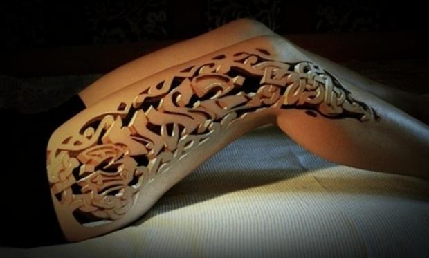 Sexy Leg Tattoo Designs for Women (37)