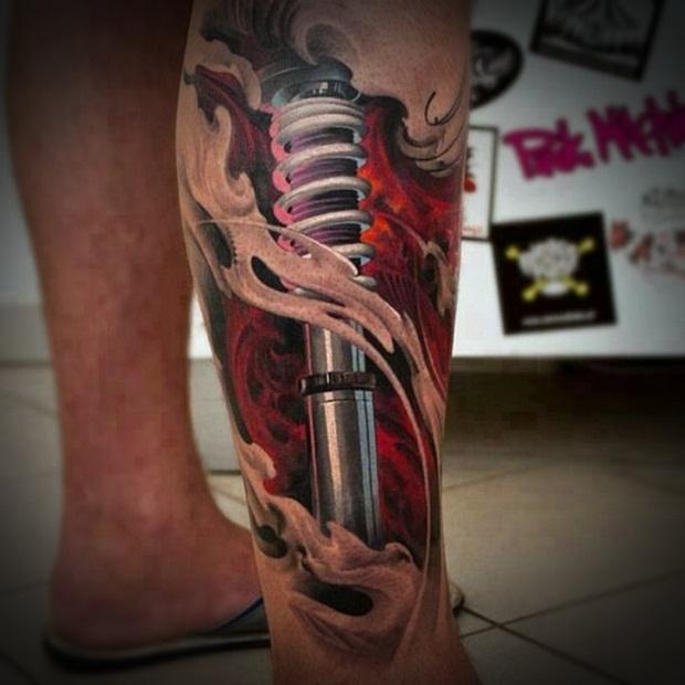 Sexy Leg Tattoo Designs for Women (48)