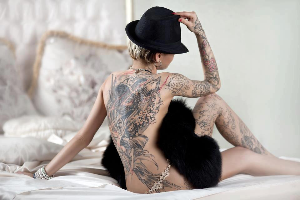 Sexy Tattoos for Girls 16