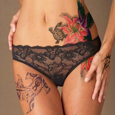 Sexy Tattoos for Girls 39