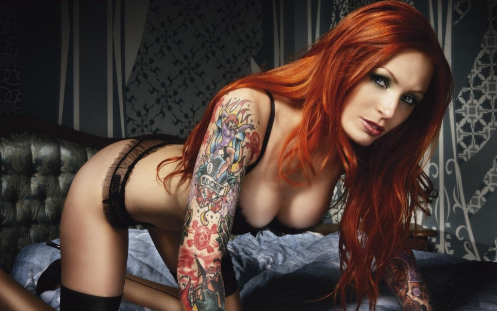 Sexy Tattoos for Girls 46