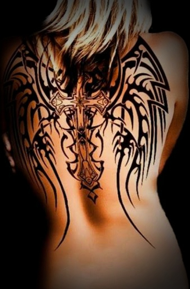 Tribal Tattoos for Men and Women (23)