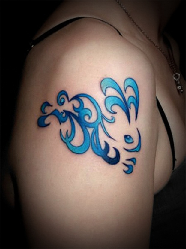 Tribal Tattoos for Men and Women (46)