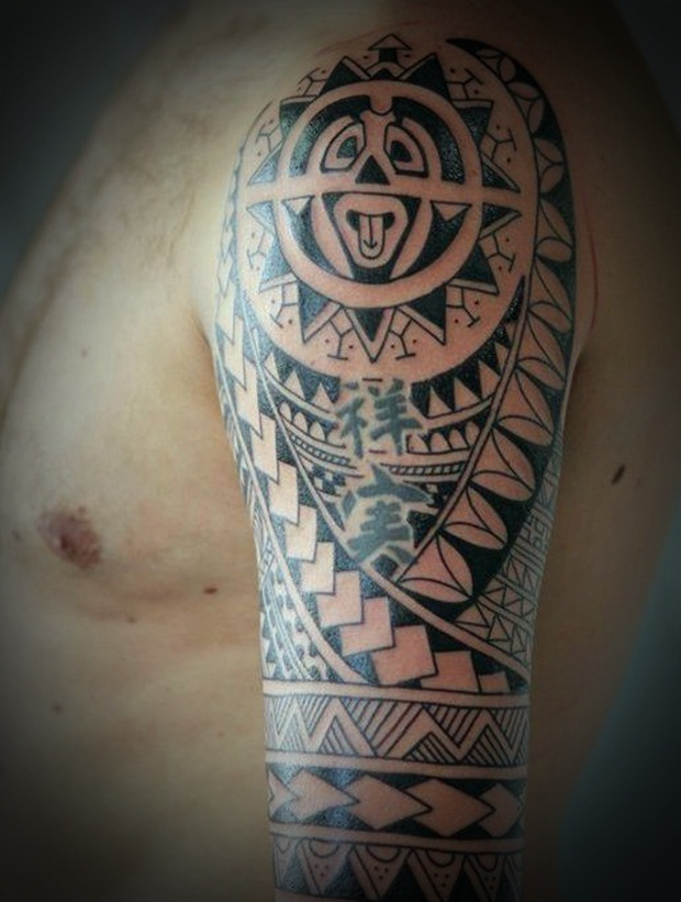 Tribal Tattoos for Men and Women (50)