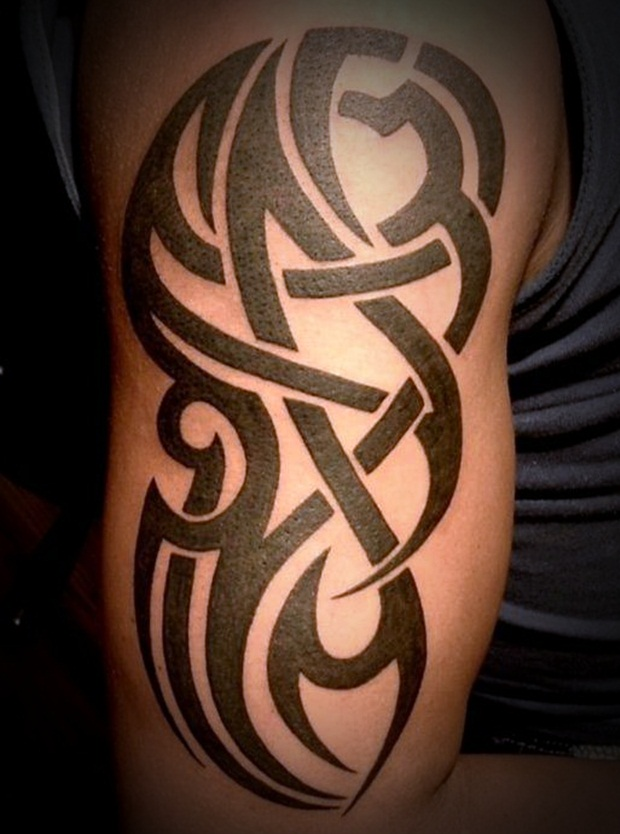 Tribal Tattoos for Men and Women (7)