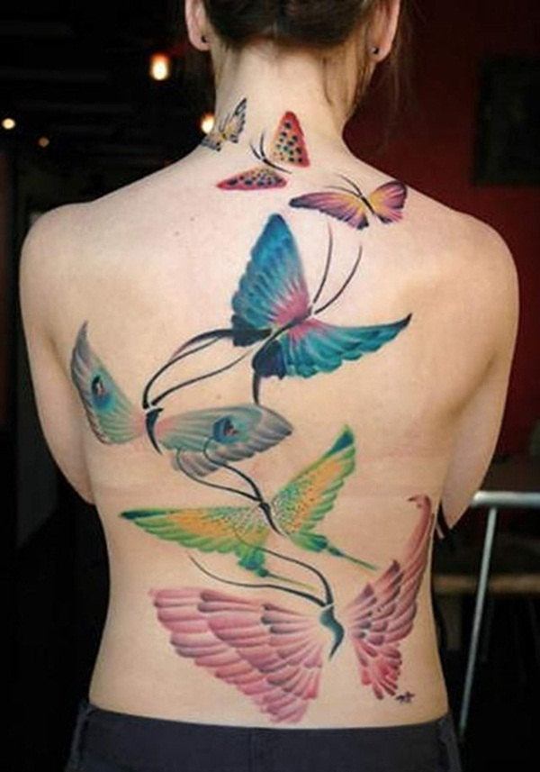 butterfly tattoos (12)