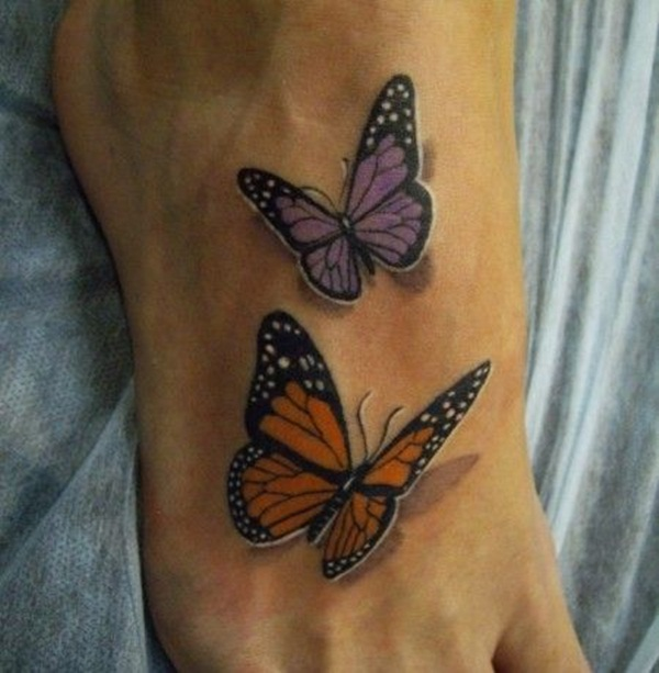butterfly tattoos (15)
