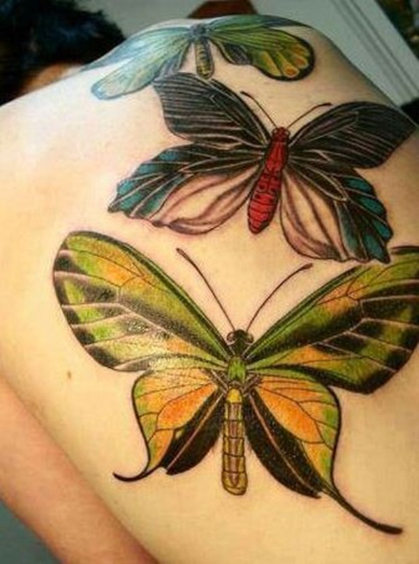 butterfly tattoos (27)