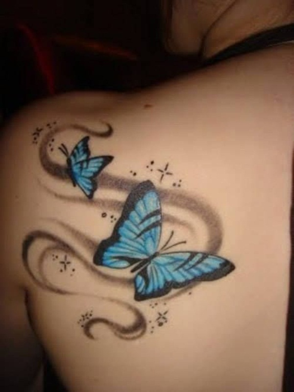 butterfly tattoos (30)