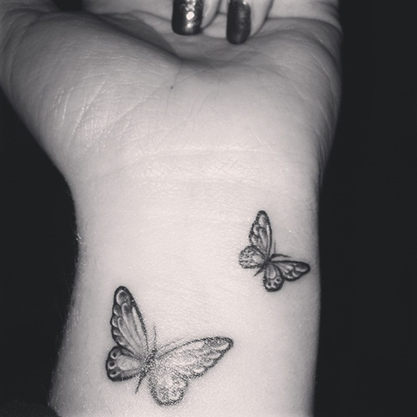 40 Amazing Butterfly Tattoo Designs For Boys And Girls