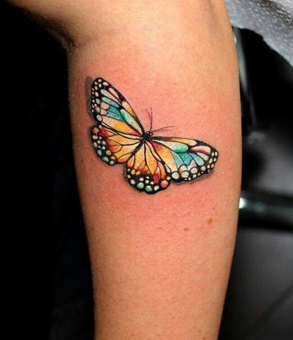 butterfly tattoos (4)
