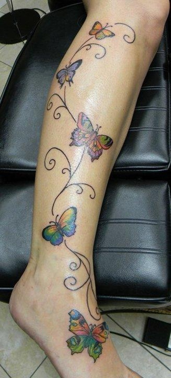 butterfly tattoos (40)