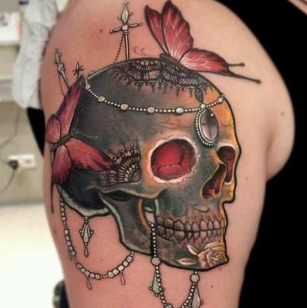 skull tattoos (16)