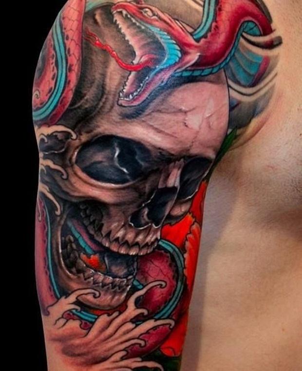 skull tattoos (22)