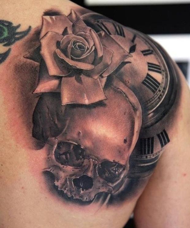 skull tattoos (27)