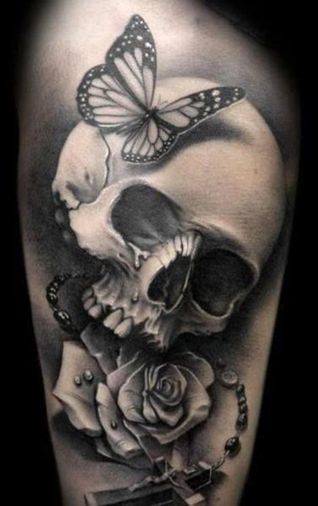 skull tattoos (33)