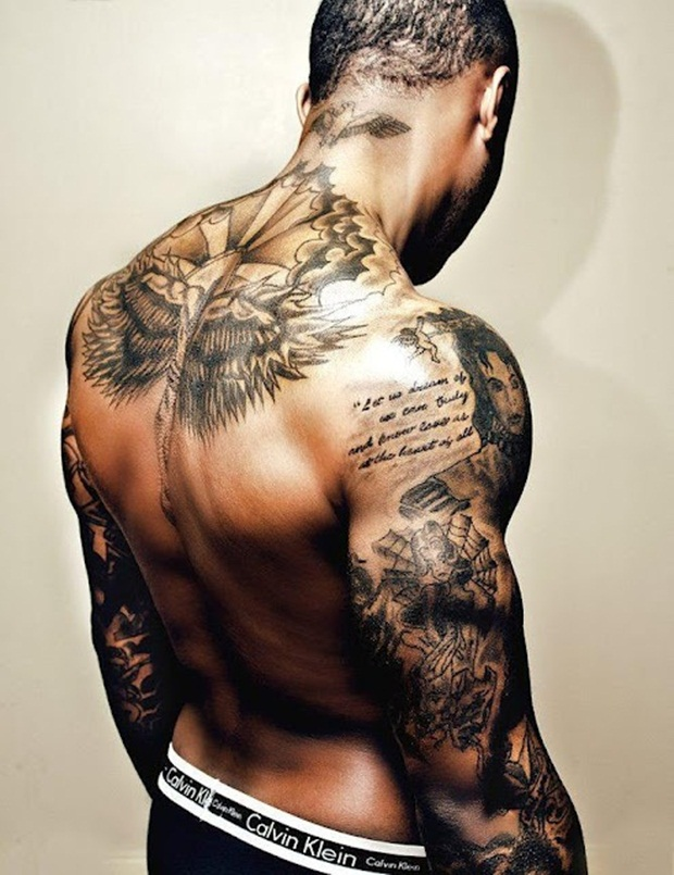 Great Sleeve Tattoo