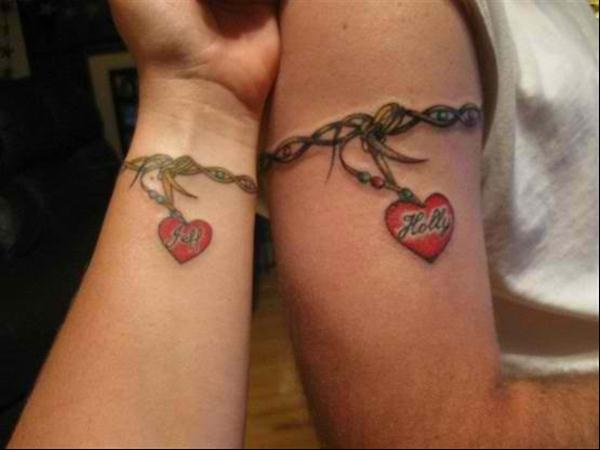 30 Best Couple Tattoos For All Lovely Couples