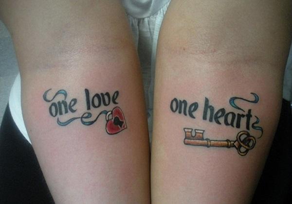 Hello Kitty Bow Tattoo Foot 30+ Best Couple Tattoo...