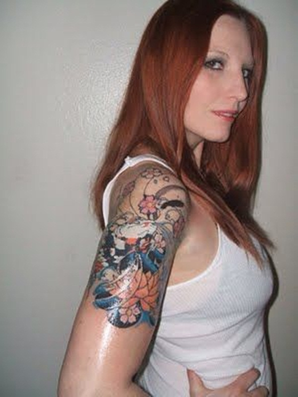 arm tattoos For girls (14)