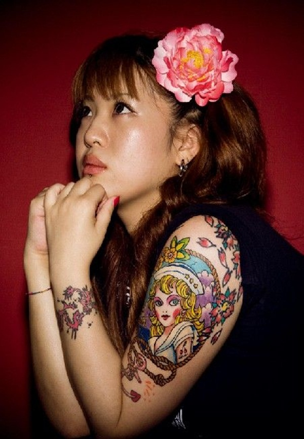 arm tattoos For girls (20)