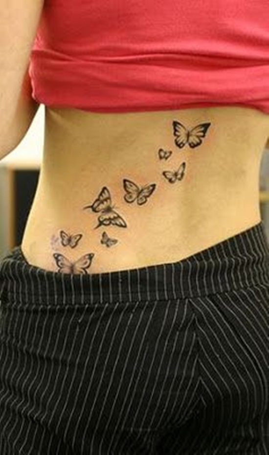 back waist tattoos (10)