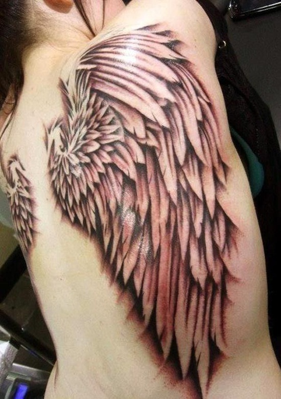 back waist tattoos (14)