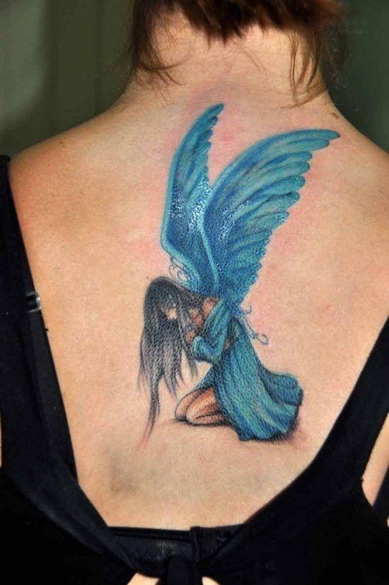 back waist tattoos (17)