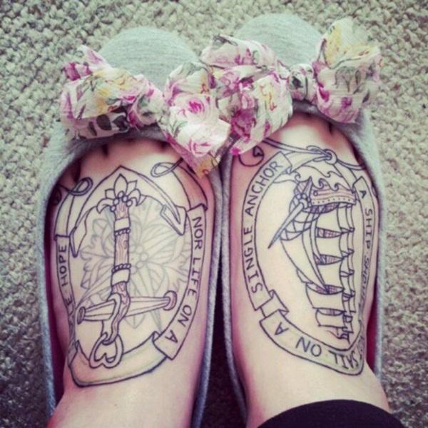 feet tattoo (20)