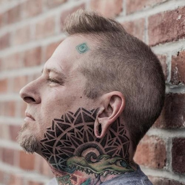 neck tattoos for boys and girls (15)