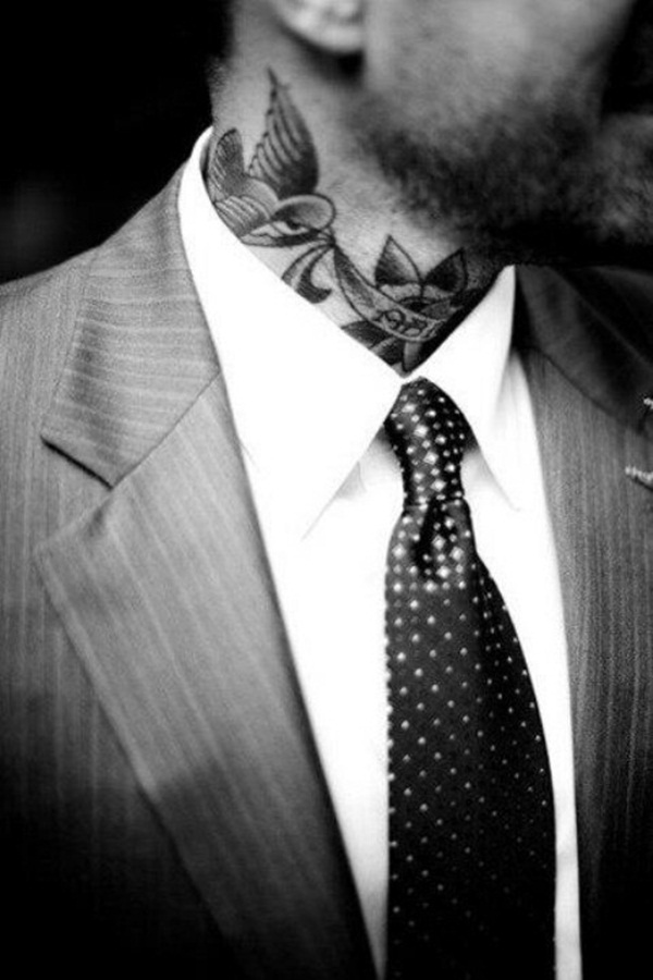 neck tattoos for boys and girls (7)
