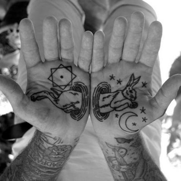 palm tattoos (20)