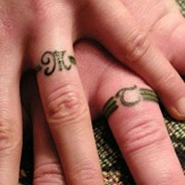 30 Unique Wedding Ring Finger Tattoos For Teens