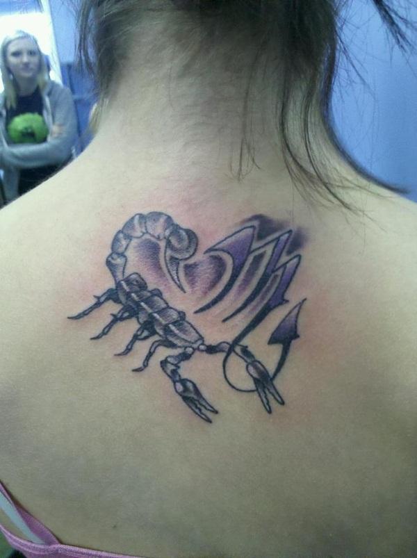 scorpio tattoos (11)