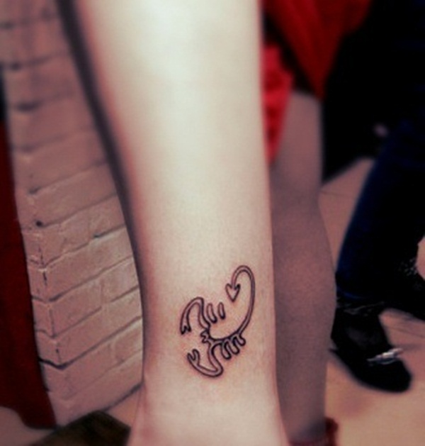 scorpio tattoos (3)