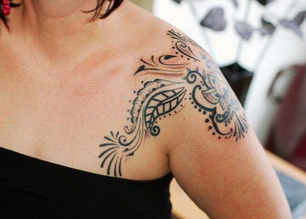 shoulder tattoo designs (17)