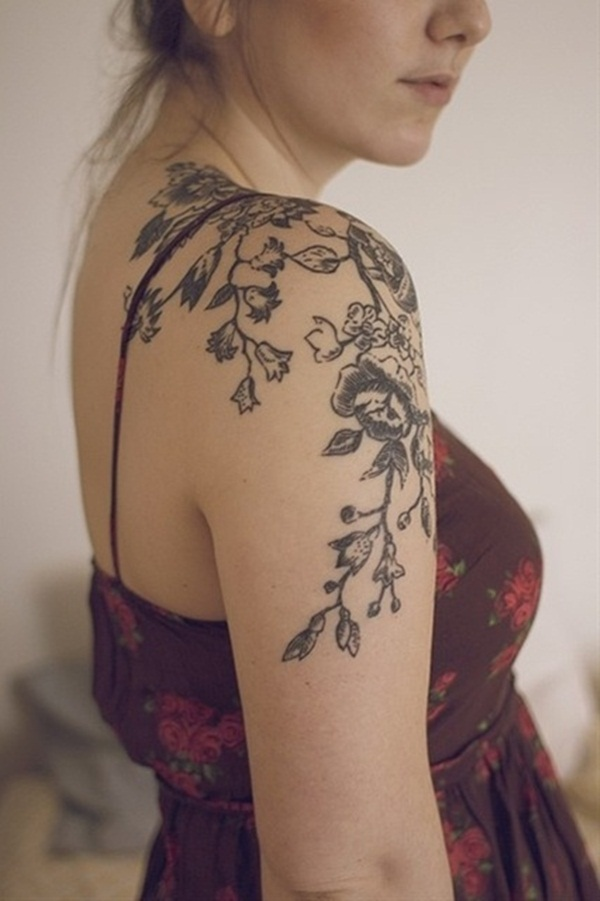 shoulder tattoo designs (20)