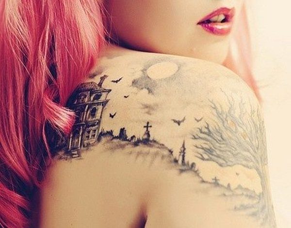 shoulder tattoo designs (24)